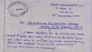 Imam in Uganda Allegedly Beats Daughter