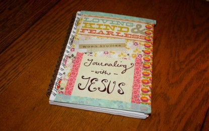 Journaling MINISTRY TIP