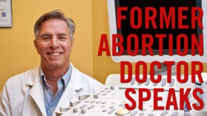 One Abortionist - Dr. Anthony Levatino