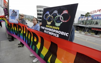 """Sexual Orientation"" Added to Olympic Anti-Bias Policy"