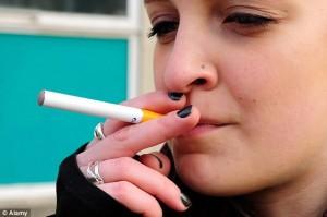 Teens Blowing Off
