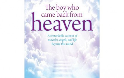 Tyndale House Agrees to Pull The Boy Who Came Back from Heaven