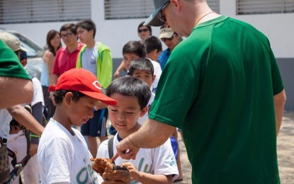 Baseball Builds Bridges with Japanese Peruvians