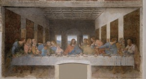 Christians rediscovering - last supper