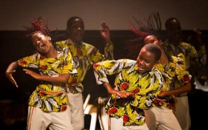Destiny Africa Children's Choir I Am Loved 2015 US Tour