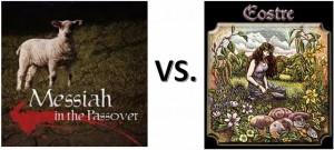 Easter vs passover1