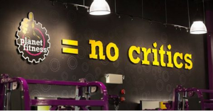 Gym Muscels planetfitness