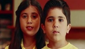 Rebekka and Jacob Abedini.