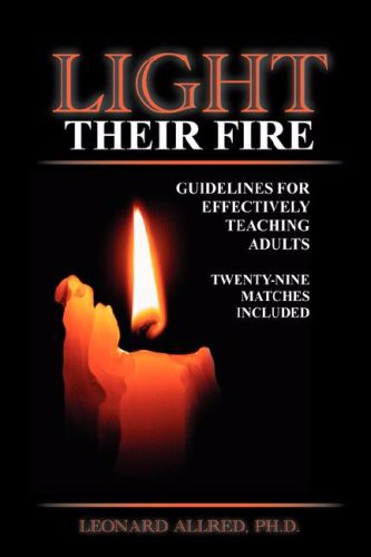 Light Their Fire! MINISTRY TIP