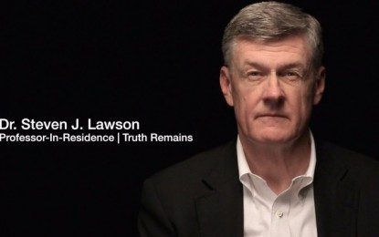 Southern New England Reformation Conference with Dr. Steve Lawson Coming in May