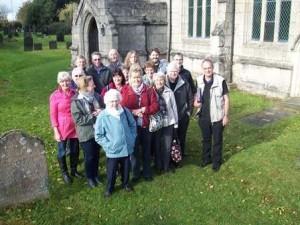 UK Pilgrimage tour