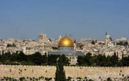 'Vicar of Baghdad' to start Jerusalem International School of Reconciliation Studies