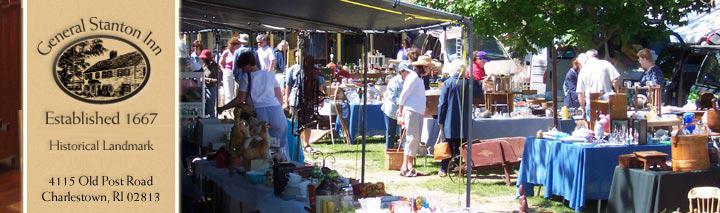Charlestown-flea market