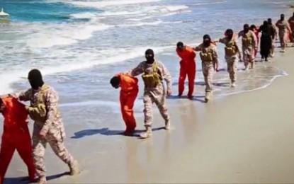 ISIS Executes 35 Ethiopian Christians