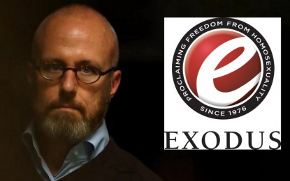 In Alan Chambers' Own Words — Failed Former Exodus President is Morphing into a Gay Activist
