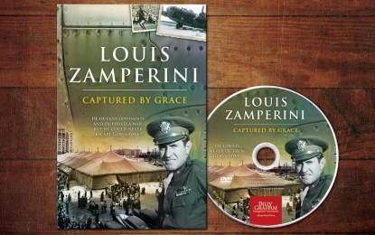 """Louis Zamperini – """"Captured by Grace"""""""