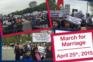 March for marriage 2015