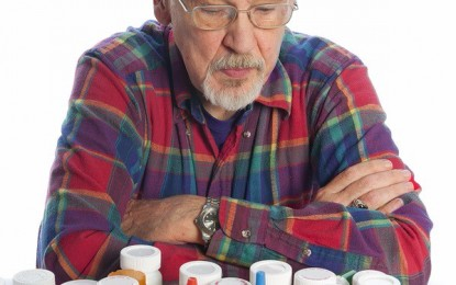 One-Third of Seniors with Dementia are Being Given Antipsychotics
