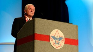 Scouts President- Gay Leader Ban Unsustainable