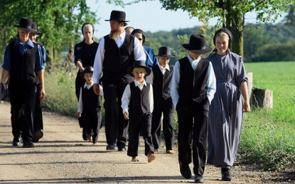 The Amish Don't Get Autism but They Do Get Bio-Terrorism