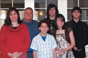 Arnold and Janice Buono and Family
