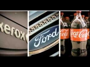 Planned Parenthood's Xerox, Ford, coke