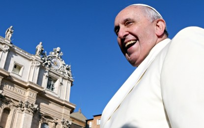 Pope Francis Calls for Climate Change Action