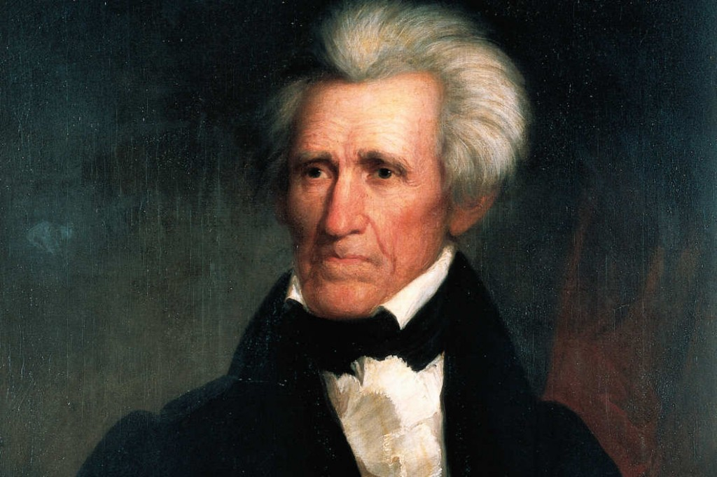 the administration of andrew jackson Andrew jackson is seen as one of the united state's greatest presidents he was the first citizen-president representing the common man he believed strongly in preserving the union and in keeping too much power out of the hands of the wealthy.