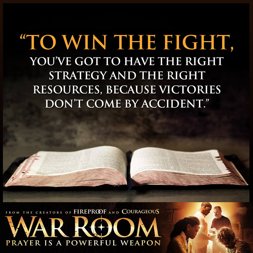The Good News Today – \'War Room\' Releases Official Trailer