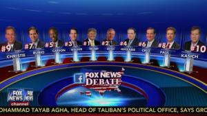 1st Republican Debate