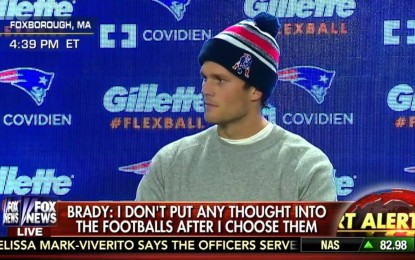A Spiritual Perspective on Tom Brady's 4-Game Suspension