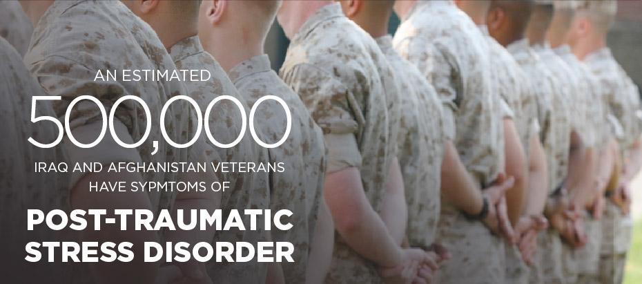 The Good News Today – PTSD & Veterans