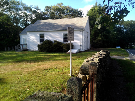 SLBC - Old Baptist meeting House2