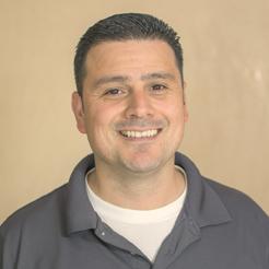 Teen Challenge - Executive Director Oscar Cruz