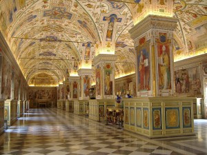 The Cunning -TheVaticanMuseumsInterior