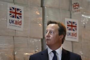 U.K. Gives Aid