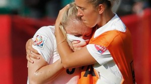 Aiting it out - Laura Bassett