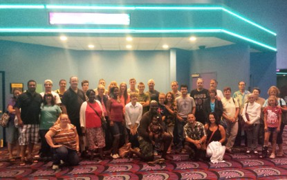 Grace Gospel Church Goes to the Movies!
