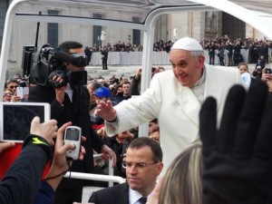 In new York - Pope-Francis