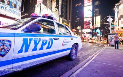 NYC to let the UN run its police force