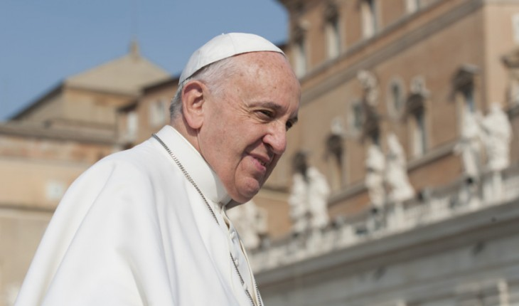 A New Gospel from a Modern Pope…