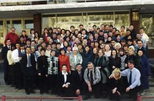 CBC Ufa 1999-2000 Students