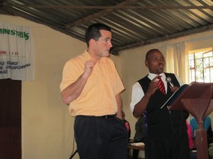 Mission not - SeanMinisteringZuluChurch