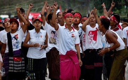 Myanmar Readies for Election that Could Topple Army-Backed Government