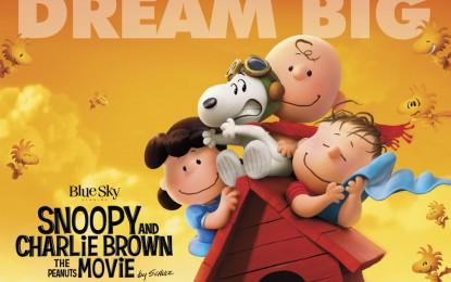 Peanuts movie: Good grief…plus fun…in 3D!