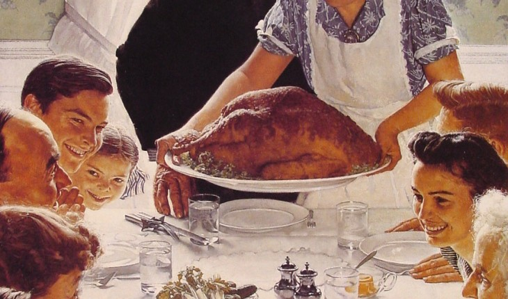 The True Story of Thanksgiving