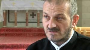 Catholic priest felt