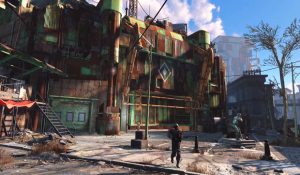 New Hit Video game - fallout-4-screenshot