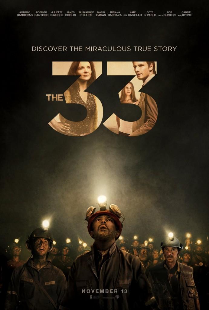 The 33 Movie