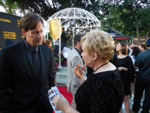 24th Aanual - Interview with Kevin Sorbo on the Movieguide Red Carpet